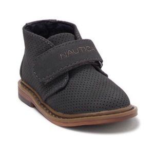 NWB Nautica Puget Chukka Boots Toddler Sz 12